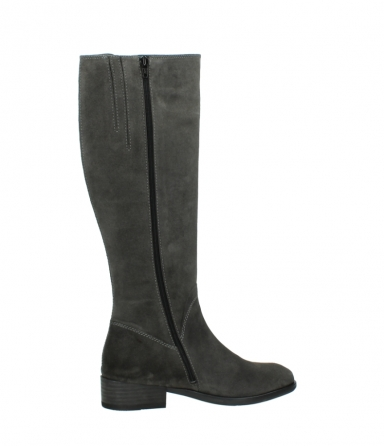 wolky high boots 04516 earl xl 40210 anthracite oiled suede_12