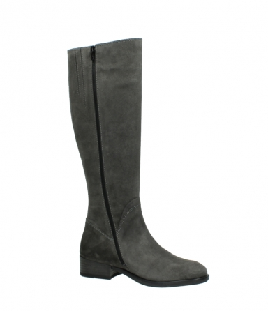 wolky high boots 04516 earl xl 40210 anthracite oiled suede_15