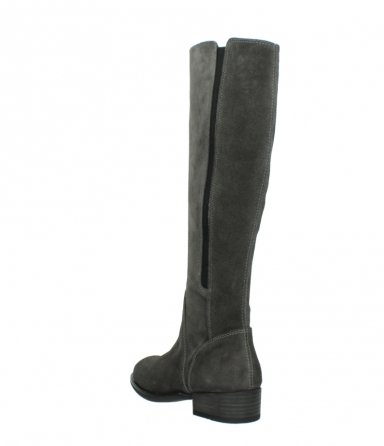 wolky high boots 04516 earl xl 40210 anthracite oiled suede_5