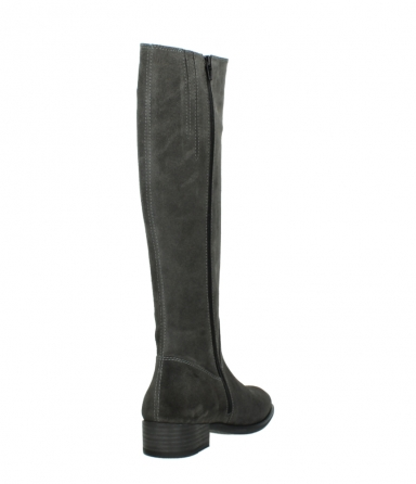 wolky high boots 04516 earl xl 40210 anthracite oiled suede_9
