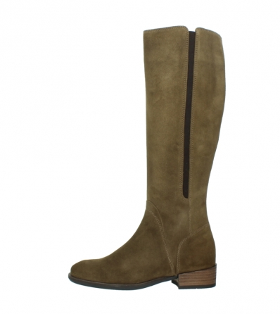 wolky long boots 04516 earl xl 40310 mid brown oiled suede_1