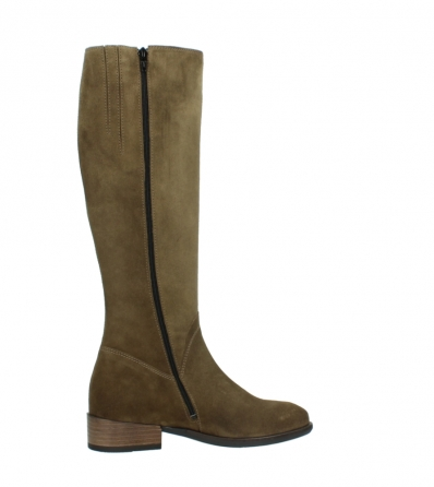 wolky long boots 04516 earl xl 40310 mid brown oiled suede_12