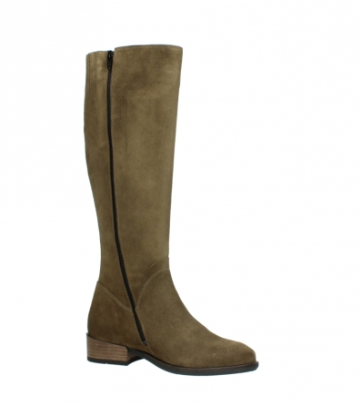 wolky high boots 04516 earl xl 40310 mid brown oiled suede_15