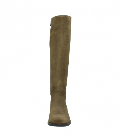wolky high boots 04516 earl xl 40310 mid brown oiled suede_19
