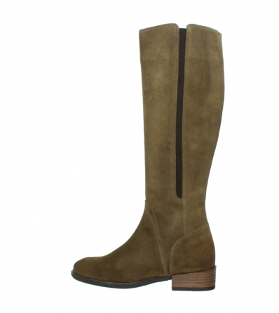 wolky high boots 04516 earl xl 40310 mid brown oiled suede_2