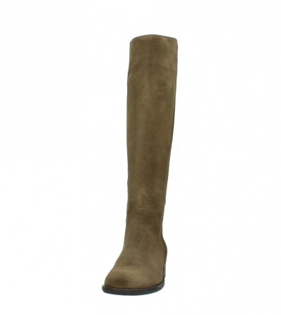 wolky high boots 04516 earl xl 40310 mid brown oiled suede_20