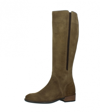 wolky high boots 04516 earl xl 40310 mid brown oiled suede_24