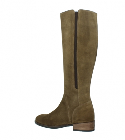 wolky long boots 04516 earl xl 40310 mid brown oiled suede_3
