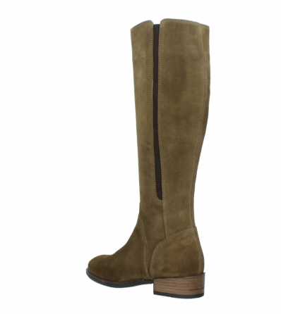 wolky high boots 04516 earl xl 40310 mid brown oiled suede_4