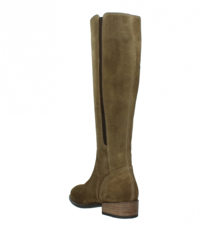 wolky high boots 04516 earl xl 40310 mid brown oiled suede_5