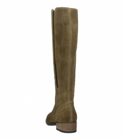 wolky high boots 04516 earl xl 40310 mid brown oiled suede_6
