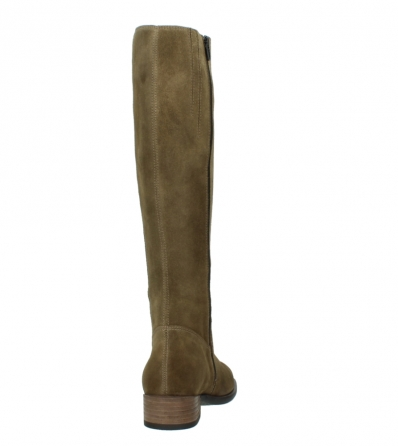 wolky high boots 04516 earl xl 40310 mid brown oiled suede_8