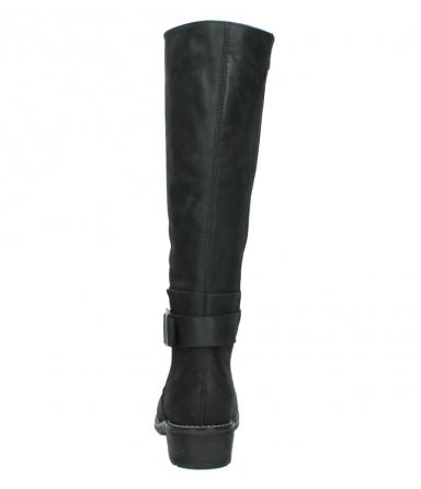 wolky lange laarzen 0527 aras 100 zwart nubuck_7