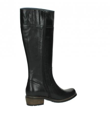 wolky lange laarzen 0553 tinto 300 zwart leer_11