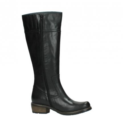 wolky lange laarzen 0553 tinto 300 zwart leer_14