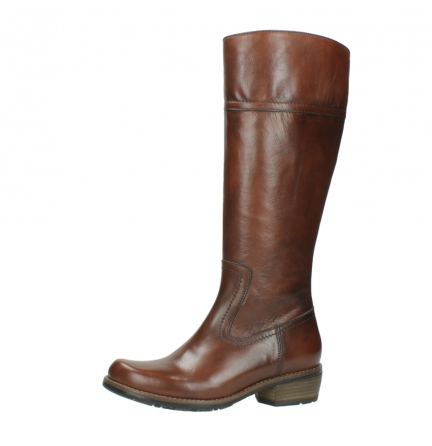 wolky hohe stiefel 0553 tinto 343 cognac leder_24