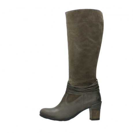 wolky long boots 07743 cruz 40150 taupe suede_1