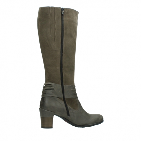 wolky long boots 07743 cruz 40150 taupe suede_12