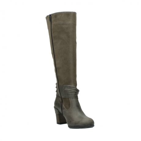 wolky long boots 07743 cruz 40150 taupe suede_17