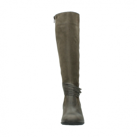 wolky long boots 07743 cruz 40150 taupe suede_19