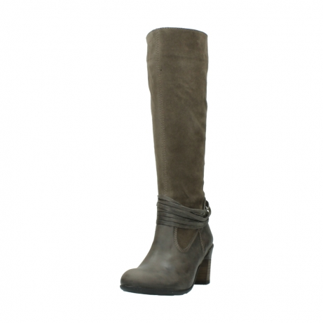 wolky long boots 07743 cruz 40150 taupe suede_21