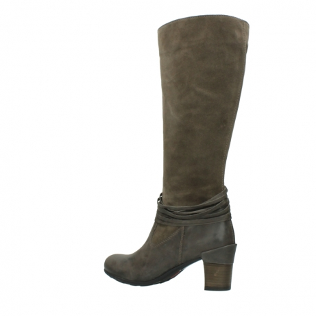 wolky long boots 07743 cruz 40150 taupe suede_3