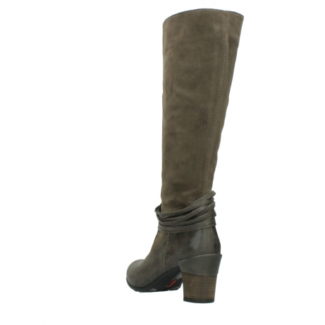 wolky long boots 07743 cruz 40150 taupe suede_5