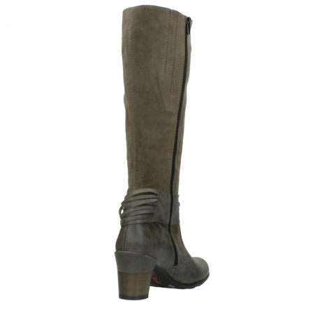 wolky long boots 07743 cruz 40150 taupe suede_9
