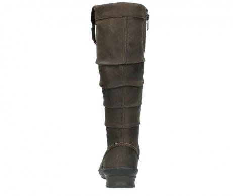 wolky lange laarzen 1733 joshua 530 bruin geolied leer_7