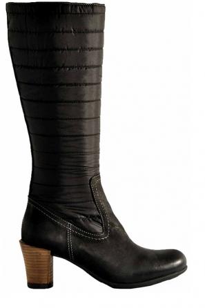 wolky hohe stiefel 7852 music 900 schwarz fashion combi