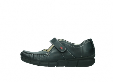 wolky moccasins 01500 yukon 30000 black leather_1