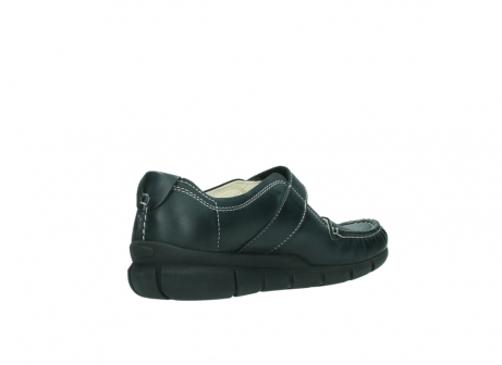 wolky moccasins 01500 yukon 30000 black leather_10
