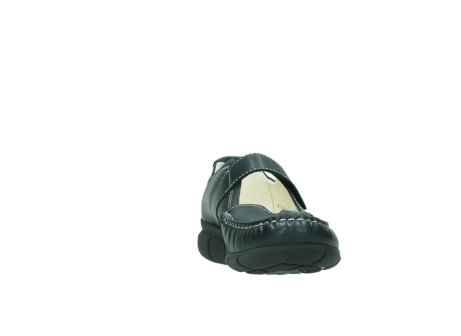 wolky moccasins 01500 yukon 30000 black leather_18