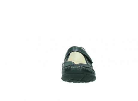 wolky moccasins 01500 yukon 30000 black leather_19