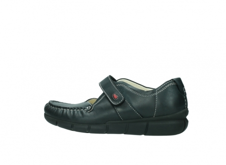 wolky moccasins 01500 yukon 30000 black leather_2