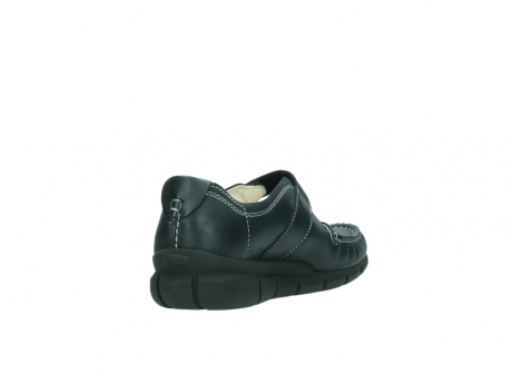wolky moccasins 01500 yukon 30000 black leather_9