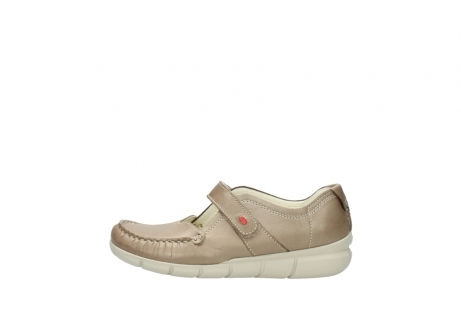 wolky mocassins 01500 yukon 80150 taupe leer_1