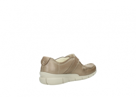 wolky mocassins 01500 yukon 80150 taupe leer_10