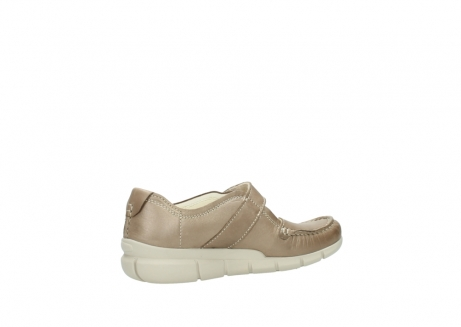 wolky mocassins 01500 yukon 80150 taupe leer_11