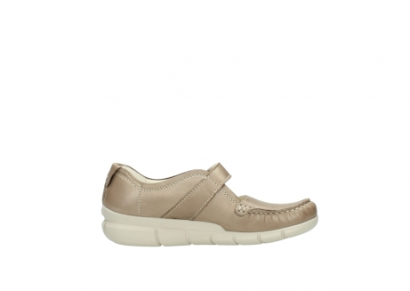 wolky mocassins 01500 yukon 80150 taupe leer_13