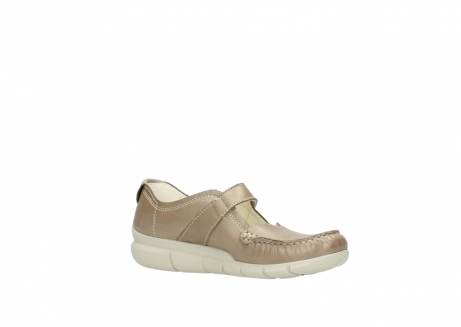 wolky mocassins 01500 yukon 80150 taupe leer_15