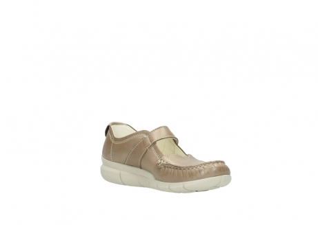 wolky mocassins 01500 yukon 80150 taupe leer_16