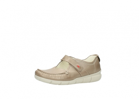 wolky mocassins 01500 yukon 80150 taupe leer_23