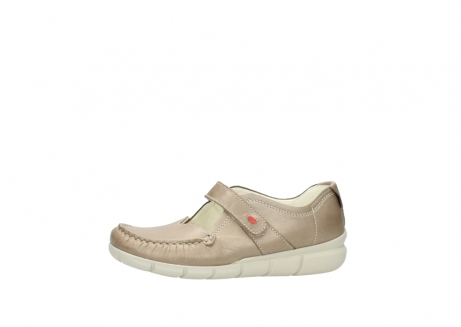wolky mocassins 01500 yukon 80150 taupe leer_24