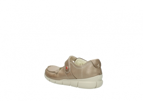 wolky mocassins 01500 yukon 80150 taupe leer_4