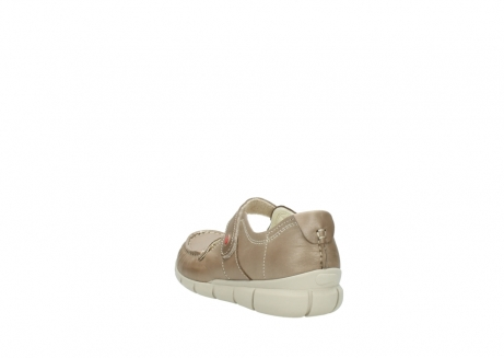 wolky mocassins 01500 yukon 80150 taupe leer_5