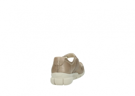 wolky mocassins 01500 yukon 80150 taupe leer_8