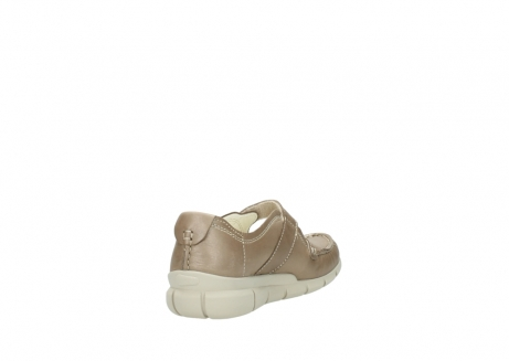 wolky mocassins 01500 yukon 80150 taupe leer_9