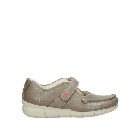 wolky mocassins 1500 yukon 715 taupe leer