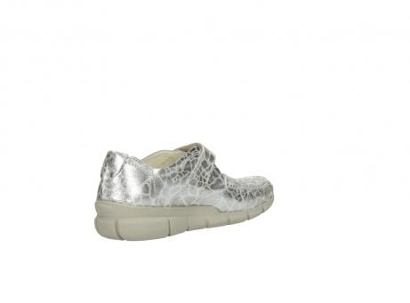 wolky mocassins 1500 yukon 962 girafprint metallic leer_10